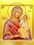 Материнские слёзы. Иконе Божией Матери «Чирская Псковская».